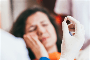 Suffering from Dental Emergency 2
